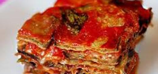 Parmigiana di melanzane contro il colesterolo