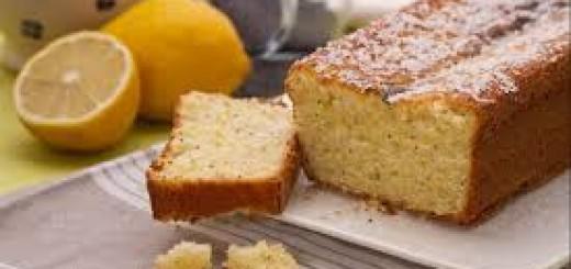 dolce al limone simile al plumcake