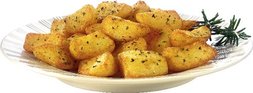 Ricetta come si fanno le patate al forno al rosmarino for Quando si seminano le patate