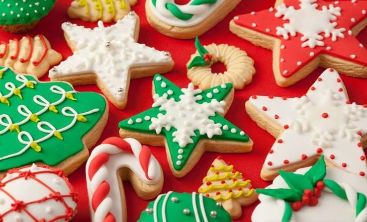 Biscotti Natale Pasta Di Zucchero.Come Preparare I Biscotti Di Natale Di Pasta Frolla La