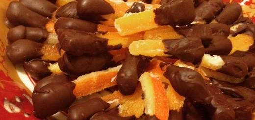 scorzette arancia