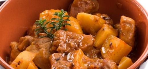 sformato di carne e patate