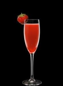 cocktail rossini