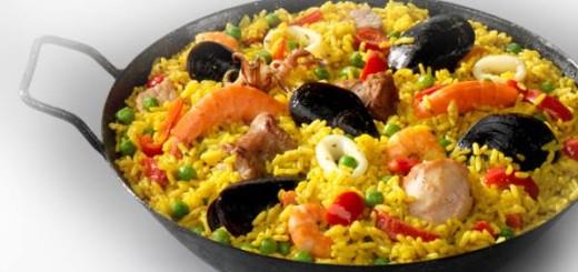 paella di Valencia