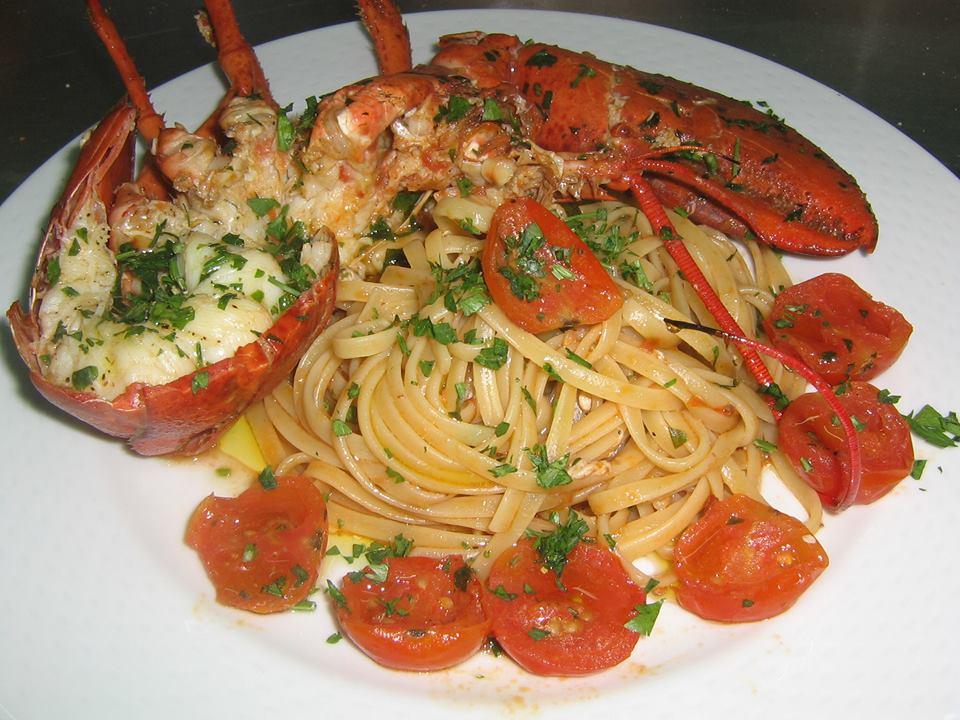 Ricetta linguine all astice un piatto che ha fatto la for Ricette di cucina italiana primi piatti