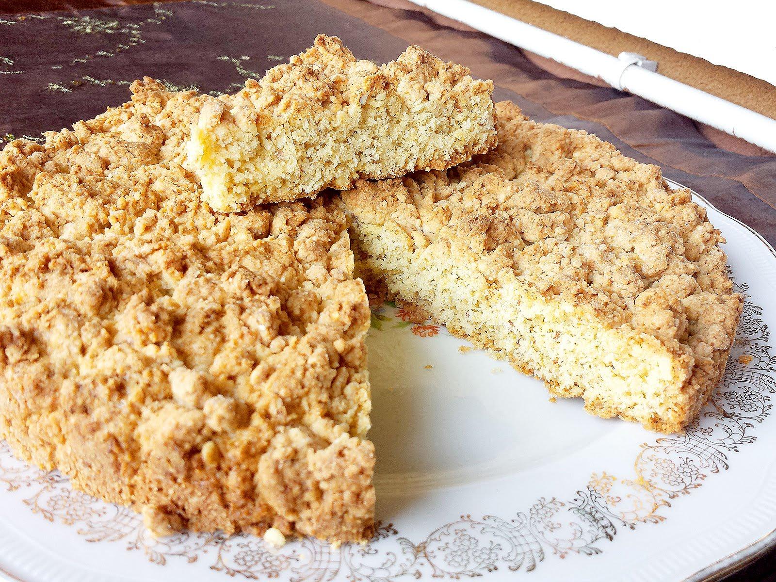 La sbrisolona alle mandorle o torta delle tre tazze la regina di mantova la cucina di bacco - La cucina mantova ...