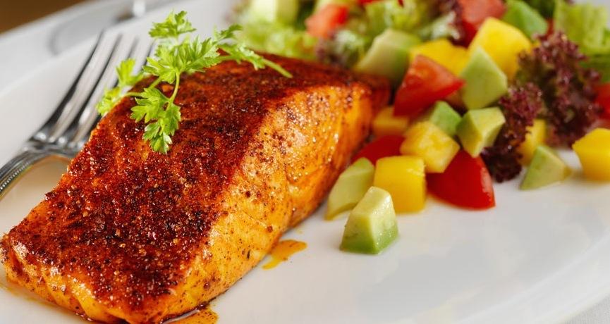 Filetti di salmone piccanti ottimi per il cenone di - Cucina gourmet ricette ...