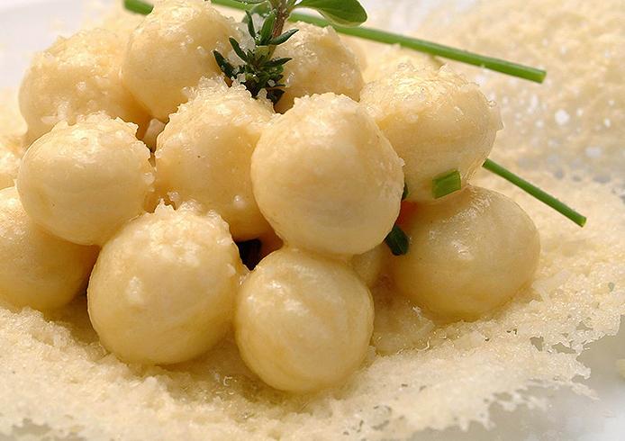 Ricetta Gnocchi Con Ricotta Salata.Gnocchi Di Ricotta La Vera Ricetta La Cucina Di Bacco