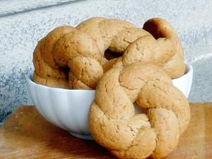 Biscotti al mosto cotto