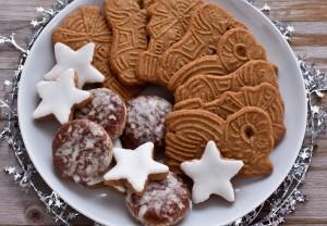 Spekulatius biscotti di Natale della Germania