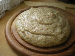 Polenta di grano saraceno
