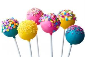 Cake Pops Arlecchino di Carnevale