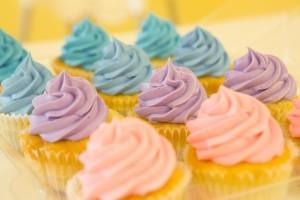 Cupcakes colorati di Carnevale