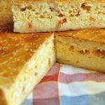 Pizza rustica alla calabrese