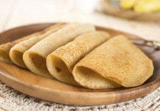 crepes o crespelle ricetta base