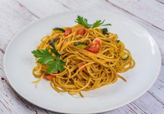 spaghetti alla jonica