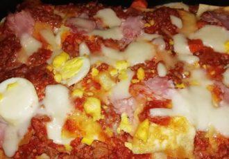 Lasagne alla calabrese 1