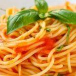Spaghetti al pomodoro San Marzano 3