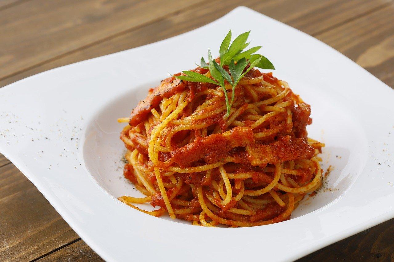 spaghetti con le triglie 1