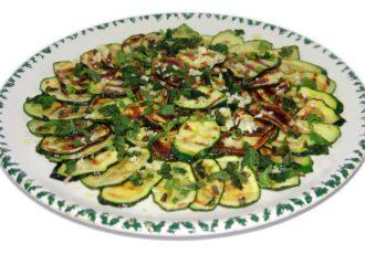zucchine alla scapece 1