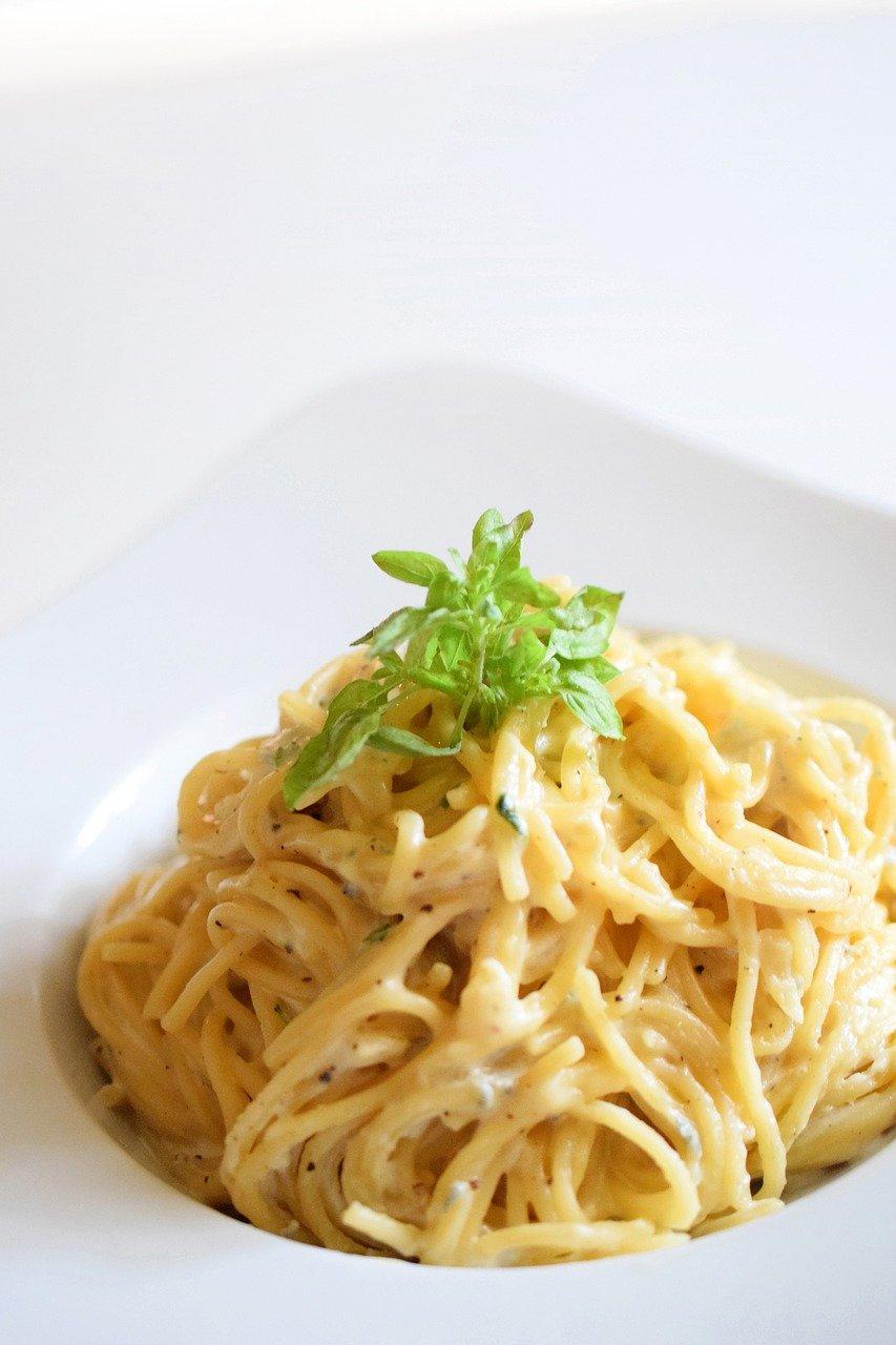 Spaghetti con la toma
