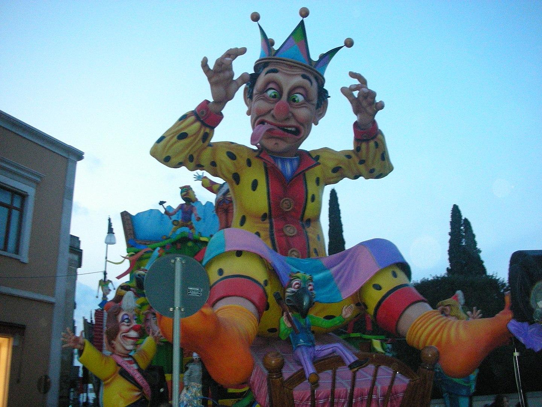 Biscotti di Farinella di Carnevale
