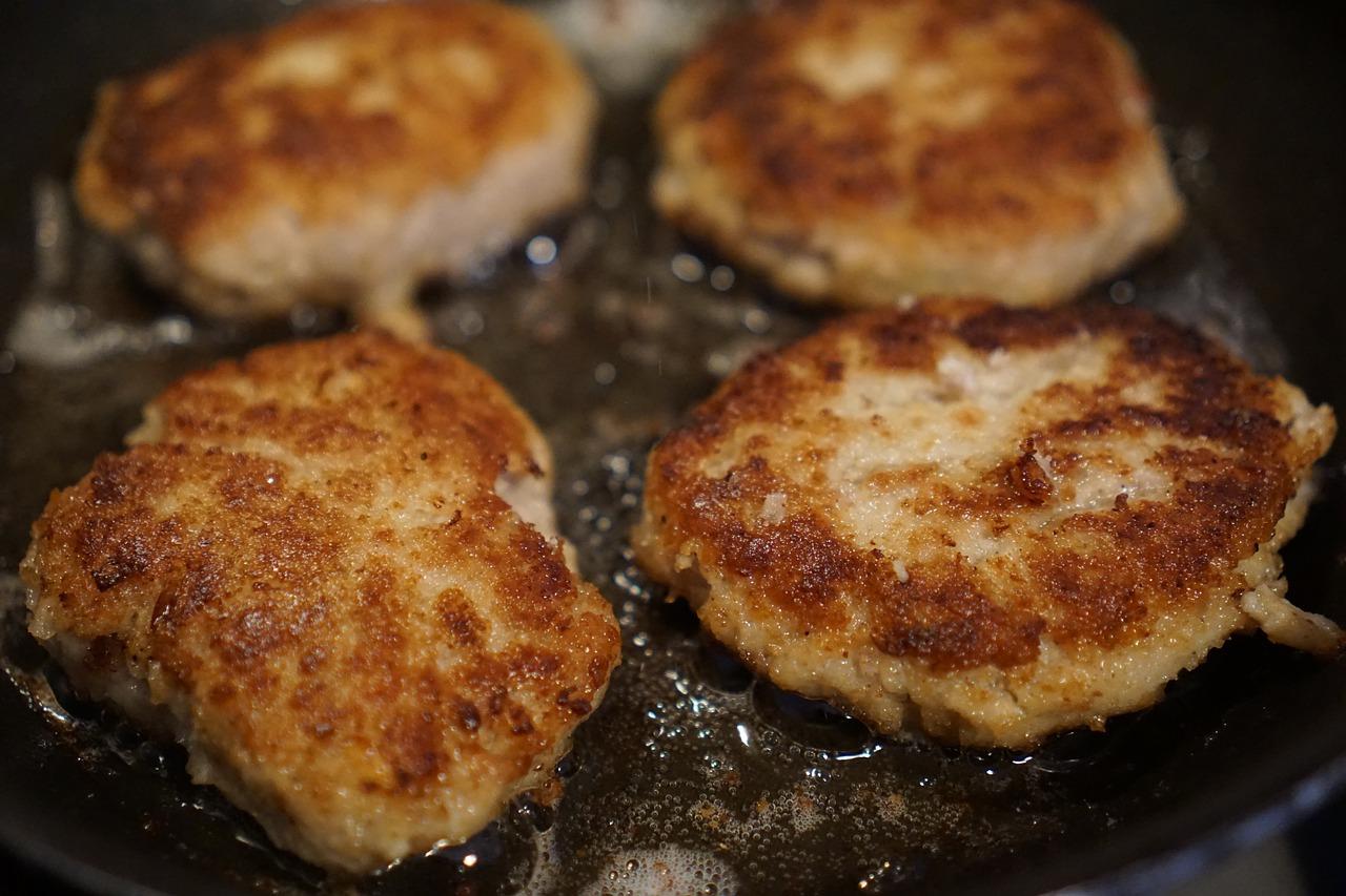 Polpette di carne macinata e patate 1