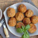 Polpette di patate e verdure
