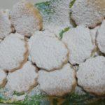 Biscotti di pasta frolla al limone senza burro